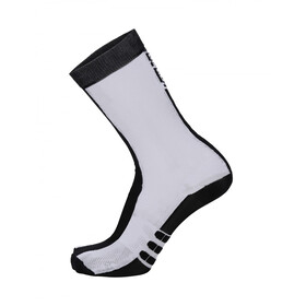 Santini Classe High Socks Men bianco